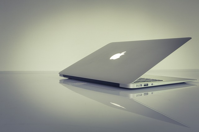 notebook apple