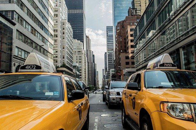taxi v NY