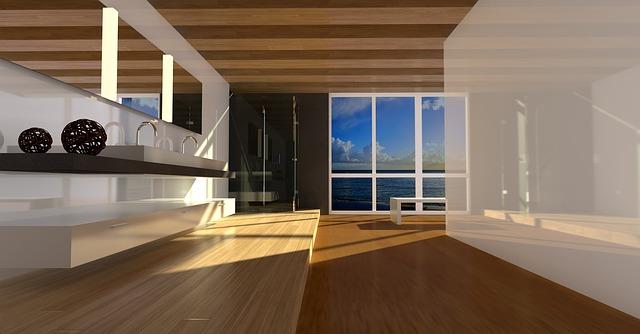 návrh luxusního interiéru