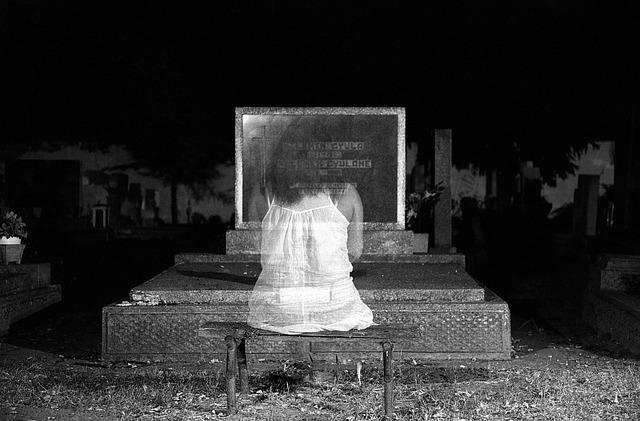 duch u hrobu