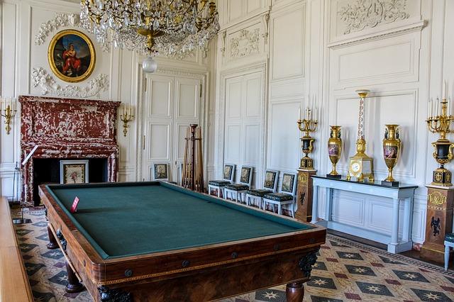 luxusní místnost