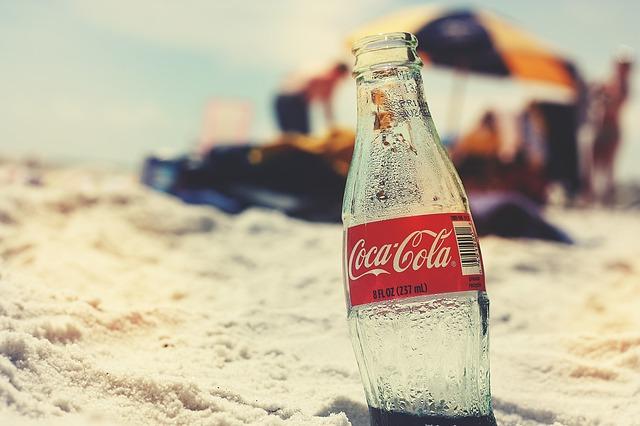 retro coca cola